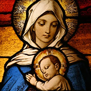 mother mary wallpaper