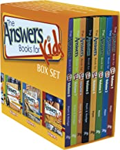 Answers for Kids Box Set (The Answers Book for Kids)