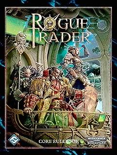 Rogue Trader: Core Rulebook (Warhammer 40,000 40K 30K RPG Roleplay)