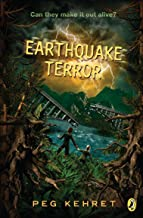 Earthquake Terror (Puffin Novel)