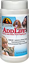 product image for Wysong Addlife Canine/Feline Food Supplement For Dog/Cat - 9 Ounce Bottle