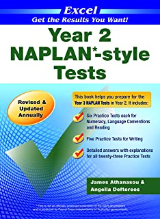 Excel NAPLAN*-style Tests Year 2