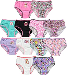 Handcraft Womens GUB5725 LOL Surprise 12 Days 'Un-Boxing' Panty Giftbox Bikini Style Underwear - Multi