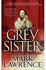 Grey Sister (Book of the Ancestor 2) Kindle Edition