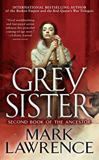 Grey Sister (Book of the Ancestor 2) (English Edition)