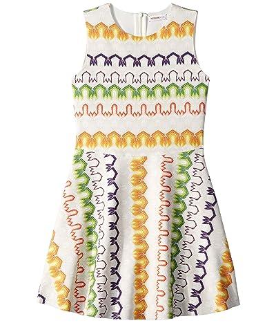 Missoni Kids Printed Dress (Big Kids) (Multi) Girl