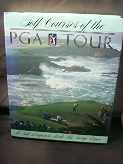 GOLF COURSES OF THE PGA TOUR,Updated,A Golf Magazine Book.