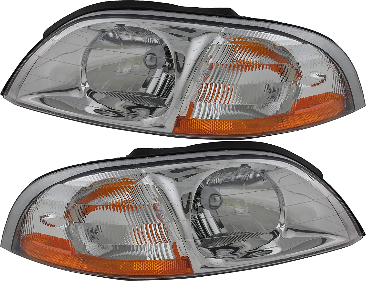 For 無料 Ford Windstar Headlight 1999 2000 Driver and 2001 豪華な 2002 2003
