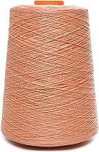 Lusie's Linen LinnenGaren - 100% Linnen - 0.53kg - Voor haken, weven, breien, borduren - Bruin (3 plooien)