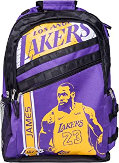 FOCO -Los Angeles Lakers Elite Premium Backpack Gym Bag - Lebron James #23