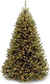 Prugist Illuminati Collection 7 1/2' Rocky Ridge Medium Pine Hinged Tree with 750 Clear s