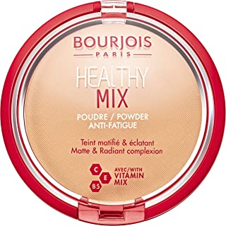 Bourjois Healthy Mix Anti-Fatigue Powder 02 Light Beige, 11 g- 0.38 fl oz
