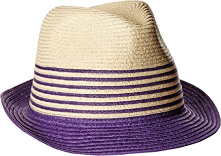 246ae1eb79b Physician Endorsed Women s Sammy D Two-Toned Packable Fedora Sun Hat