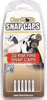 Carlson's Choke Tubes Rimfire Snap Caps (6 Pack).22