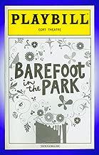 Barefoot in the Park, Broadway playbill + Patrick Wilson , Amanda Peet , Jill Clayburgh