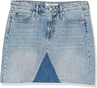 Calvin Klein Jeans Women's Mid Rise Mini Skirt