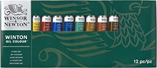 Winsor & Newton 200ml Artists 4.8x 9.6x 21.7cm, Multi-Colour