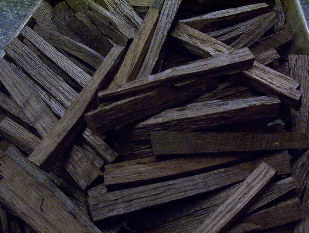 Corbett S Toasted White Oak Sticks Fourteen Ounces