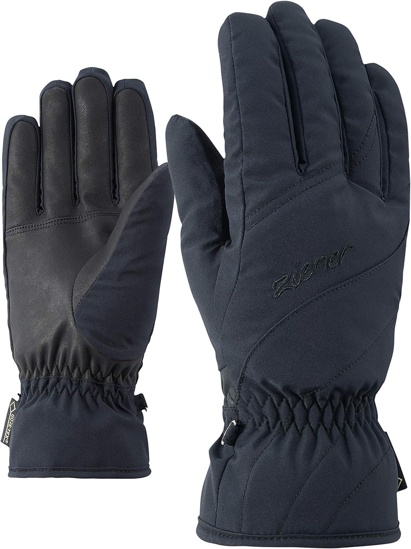 Level Herren Off Piste Leather Winterhandschuh