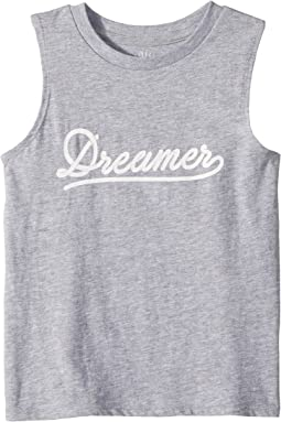 Spiritual Gangster Kids - Dreamer Tank Top (Toddler/Little Kids/Big Kids)