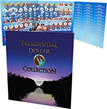 Presidential Dollar Folder: Complete Philadelphia and Denver Mint Collection