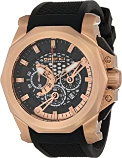 Orefici Unisex ORM2C4805 Gladiatore Strong Bold Powerful Italian Watch