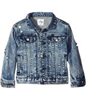 SUPERISM Corbin Long Sleeve Denim Jacket (Toddler/Little Kids/Big Kids)