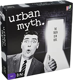 Urban Myth - Can You Tell Which Legends are True and Which are just Tall Tales?