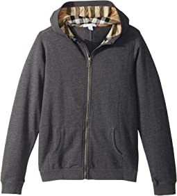Burberry Kids - Pearcy Hooded Sweater (Little Kids/Big Kids)
