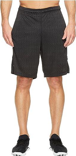 UA Raid Jacquard Shorts