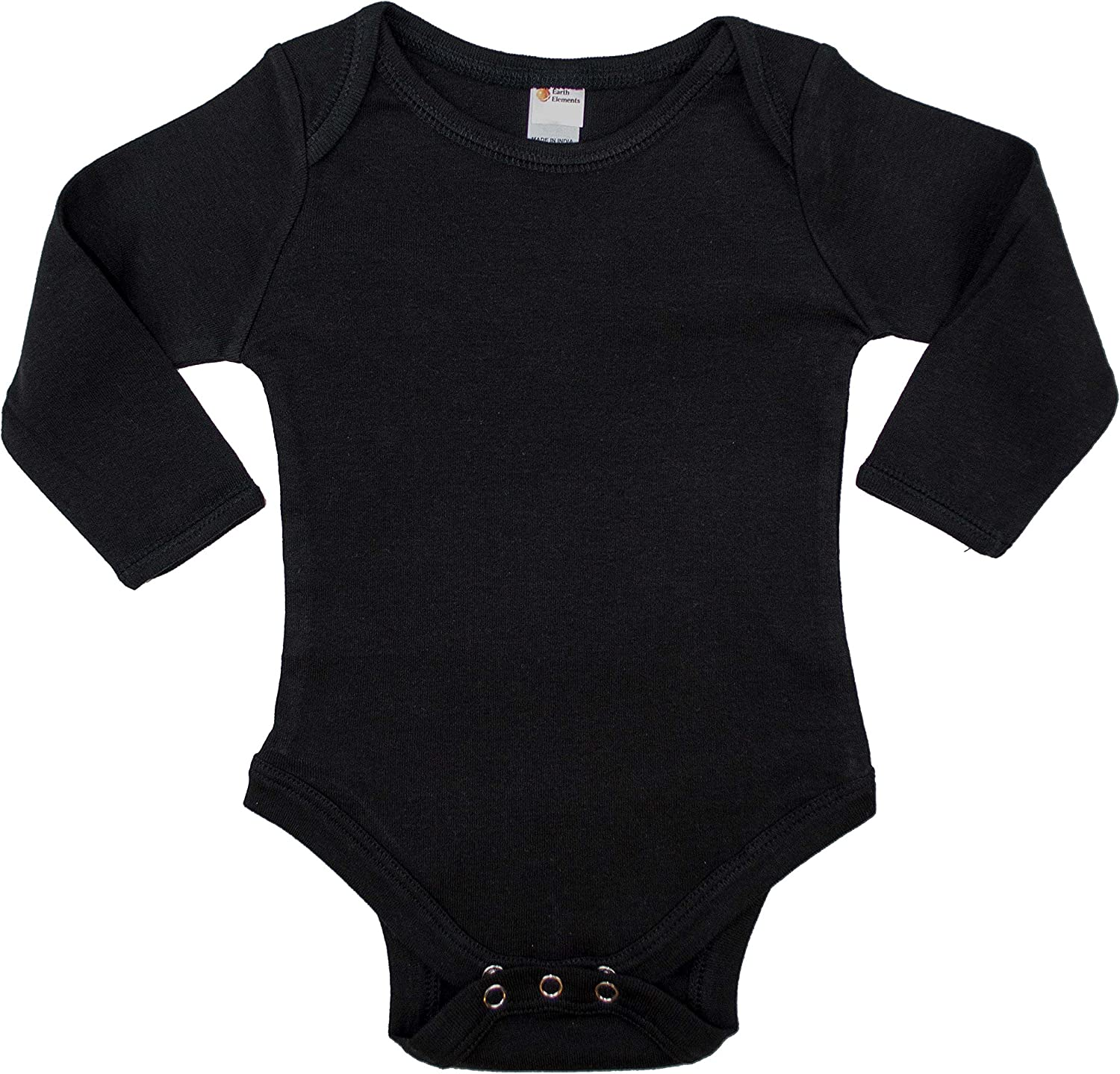 Earth Elements Baby Sleeve Bodysuit Long Sales Ranking TOP15 results No. 1