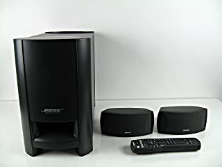 Bose CineMate 2.1 Channel Digital Home Theater Speaker System