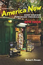 America Now High School Edition: Short Readings from Recent Periodicals