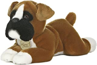 boxer dog stuffed animal