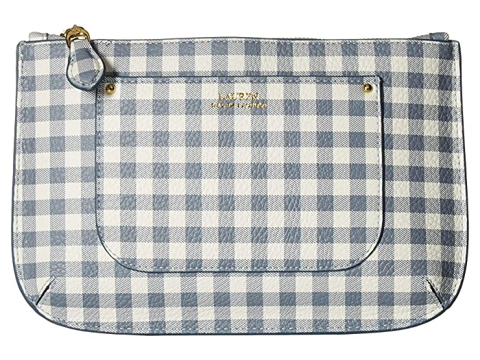 LAUREN Ralph Lauren Belt Bag (Blue Mist Gingham) Women