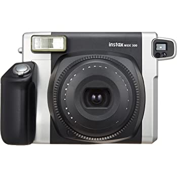 Fujifilm instax Wide 300 Instant Camera (Black)