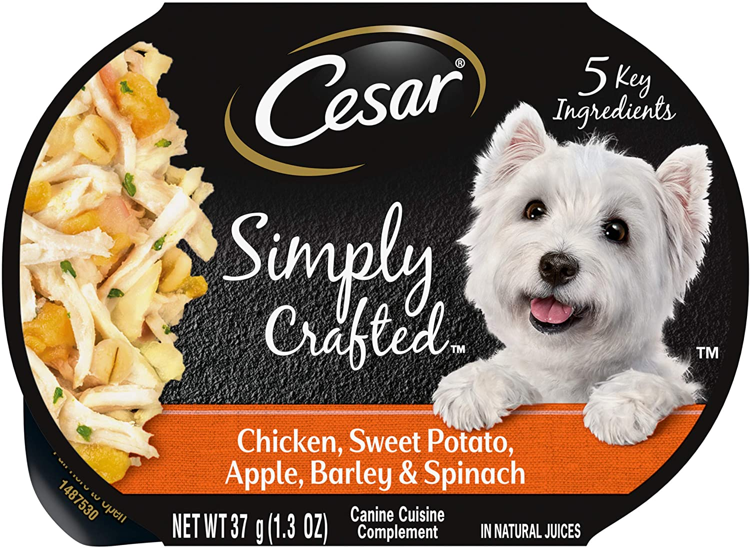 Cesar Simply Crafted Meal Topper Wet of Dog Food Pack New 1 year warranty sales 10