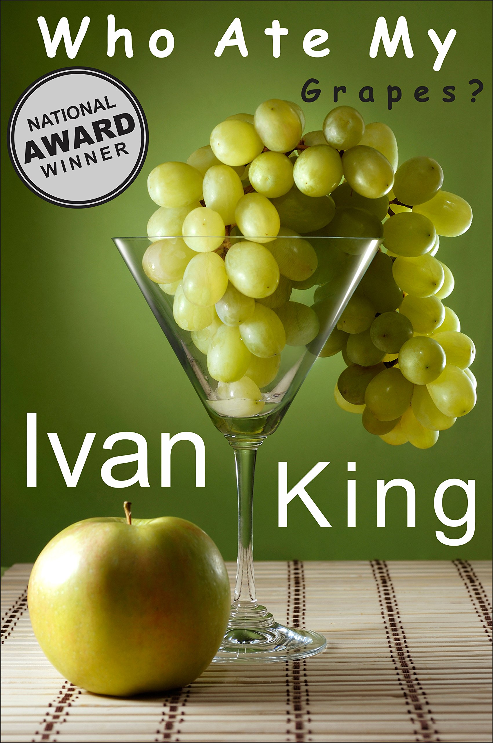 Check Out Ivan KingProducts On Amazon!
