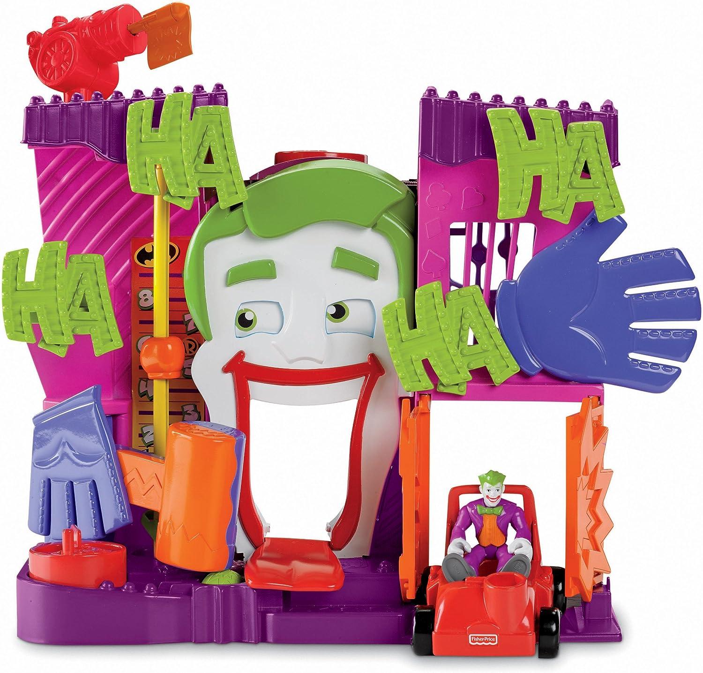 Imaginext Joker's Fun House
