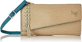 Baggit Women's Harmonium Wallet (Gold)