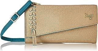 Baggit L Wallet Women's Clutch (Gold)