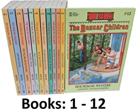 Boxcar Children Books: Volume 1 - 12 ( 12 Book Set )