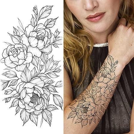 Tattoos arm frauen mandala