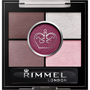 Rimmel London glam'Eyes Hd 5 Pan Eye Shadow, 24 Pinkadilly Circus