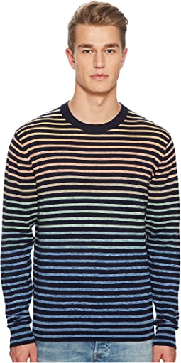 Multistripe Sweater