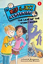 The Case of the Stinky Socks (Book 1) (The Milo & Jazz Mysteries ®)