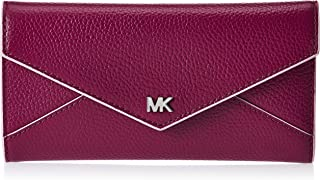 Michael Kors Wallet for Women- Burgundy