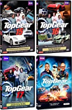 Top Gear: BBC TV Series Seasons 15-17 + 23 DVD Collection