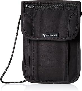 Victorinox 31 1719 01 - Estuche de Seguridad de Lujo con Protección RFID, color Negro