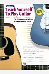 Alfred's Teach Yourself to Play Guitar: Learn How to Play Guitar with this Complete Course! (Teach Yourself Series) Kindle Edition